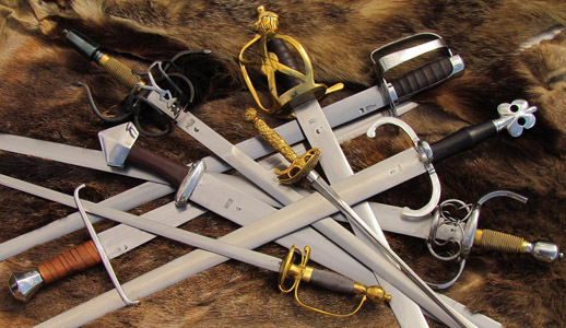 examples of our swords